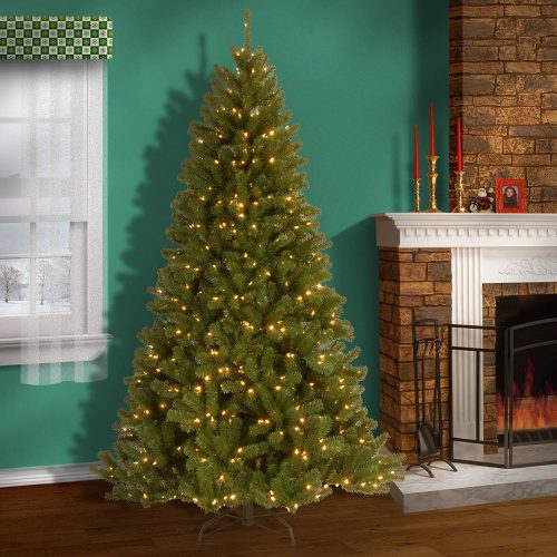 National Tree North Valley Spruce Tree, An Artificial Christmas Tree for Home or Office