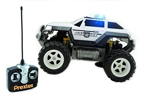Prextex Monster Police Truck – A Monstrous Police Car Toy!