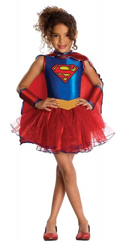Rubie's Justice League Child's Supergirl Tutu Dress - Medium