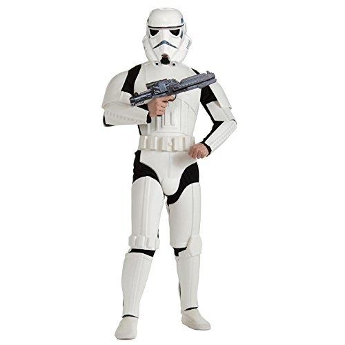 Rubie's Realistic Stormtrooper Costume- TOP 10 BEST MEN HALLOWEEN COSTUMES IN 2019 REVIEWS
