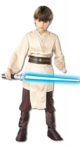 Rubie's Star Wars Classic Child's Deluxe Jedi Knight Costume, Small