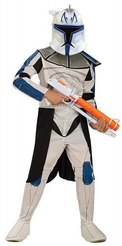 Rubie's Star Wars Clone Wars Child's Captain Rex Costume, Medium
