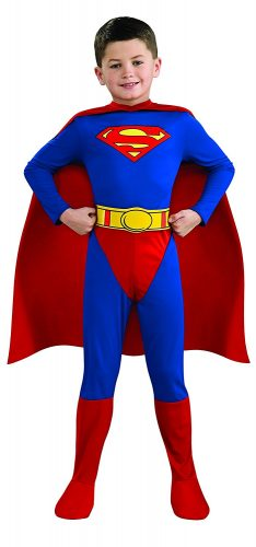Rubie's Superman Child's Costume, Medium
