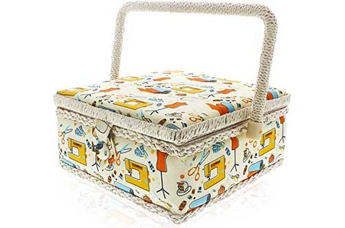 Sewing Basket Organizer