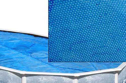 Splash Pools Round Solar Pool Cover, 21-Feet
