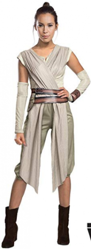 Star Wars The Force Awakens Adult Rey Costume
