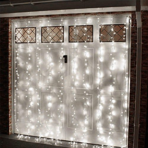 TORCHSTAR 18W Window Curtain Light and Christmas Lights for Window Decoration