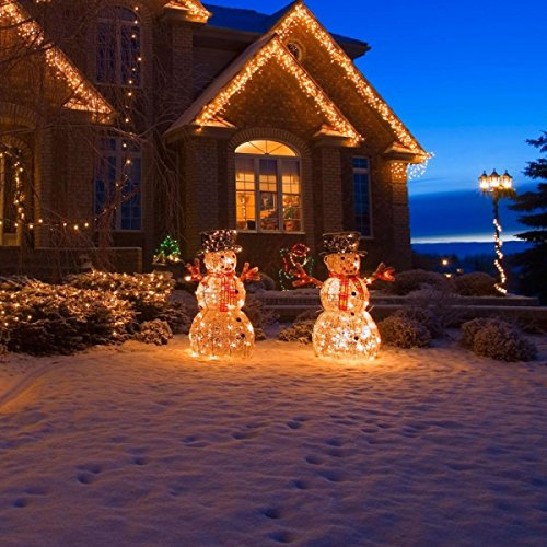 TaoTronics LED String Lights 33 ft. With100 LEDs, Waterproof Decorative Lights for Bedroom, Patio, Parties: A true Companion!