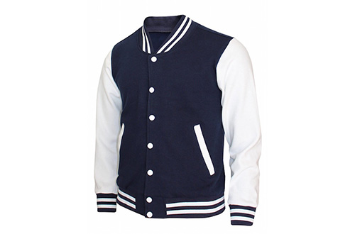 BCPOLO Baseball Jacket Varsity Baseball Cotton Jacket