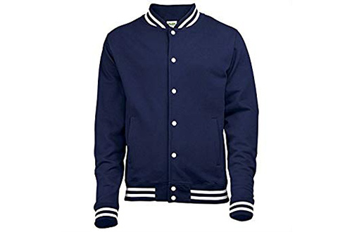 Awdis Men's College Baseball Jackets