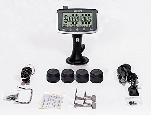 EEZTire Tire Pressure Monitoring System - 4 Sensors (TPMS)