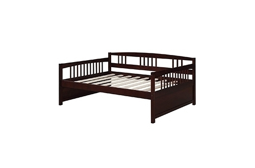 Dorel Living Morgan Full-Size Daybeds, Espresso