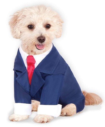 Rubies Costume Company Business Suit for Pet