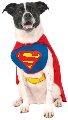 Rubie's Costume DC Heroes and Villains Collection Pet Costume - Superman