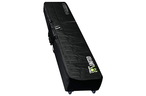 Demon Phantom Fully Padded Travel Snowboard Bags with Wheels