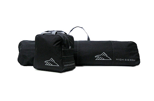 High Sierra Snowboard Sleeve & Boot Bag Combo, Snowboard Bags