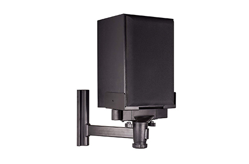 Mount-It! Speaker Wall Mount, Universal Side Clamping Bookshelf Speaker Wall Mounts Bracket, Large or Small Speakers