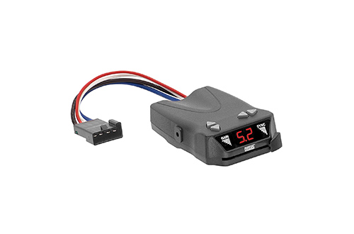 Reese Towpower 8507111 Brakeman IV Digital Brake Control, Small Compact Design by Reese Towpower, Trailer Brake Controllers