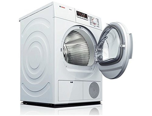 Bosch-WTB86200UC-White-Stackable-Electric Bosch washing machines