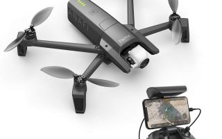 Parrot-Anafi-Drone-Compact-Flying