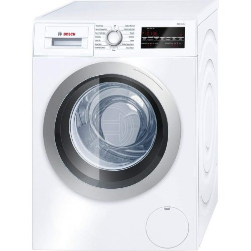 White Stackable Front Load Washer