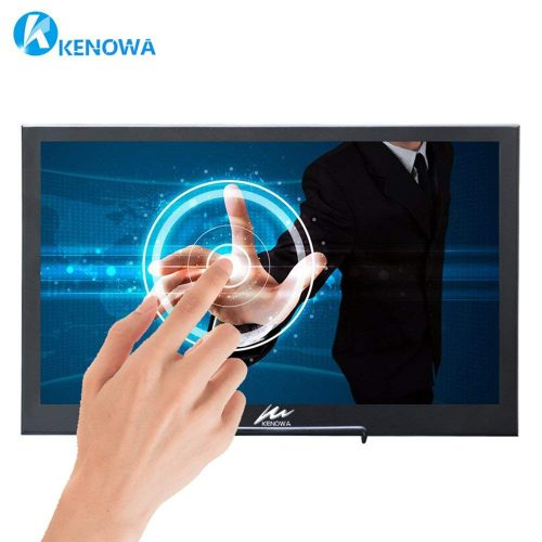 Kenowa Touchscreen Portable Monitor,10.1 Inch 2560x1600 IPS 2K Monitor Full HD IPS Display,10 Points Capacitive Touch,USB Power HDMI Video Input