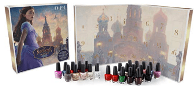 OPI Nutcracker Collection Nail Polish, Advent Calendar Mini 25 Pack, 3.125 Fl Oz- TOP 10 TOP 10 BEST NAIL POLISH IN 2019 REVIEWS