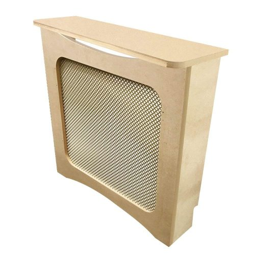 Unfinished MDF Radiator Heater Cover, 32INCH Tall x 36INCH Wide x 9INCH Deep - Choose Your Size - Model MD22