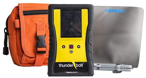 Thunderbolt Lightning Detector with Accessory Package - TOP 10 BEST LIGHTNING STRIKE DETECTORS IN 2019 REVIEWS