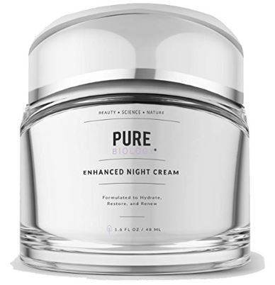 Premium Night Cream Face Moisturizer with Retinol, Hyaluronic Acid & Breakthrough Anti Aging Complexes to Reduce Appearance of Wrinkles & Fine Lines – Eye, Face & Neck Skin Care for Men & Women