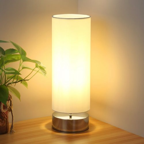 Minimalist-Dimmable-Cylinder-Nightstand-Included