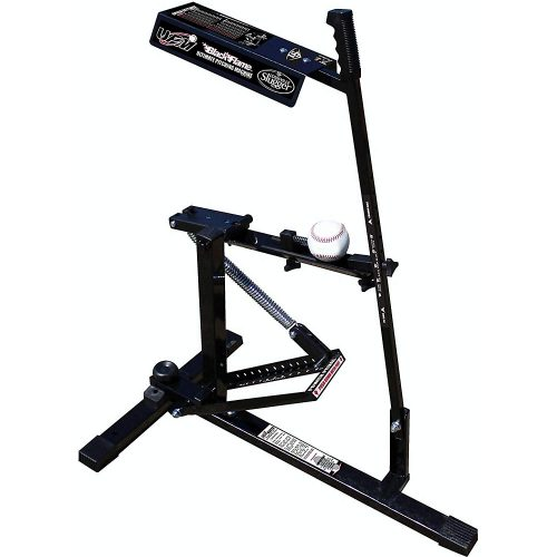 Louisville Slugger Black Flame Pitching Machine TOP 10 BEST BASEBALL PITCHING MACHINES IN 2019 REVIEWS