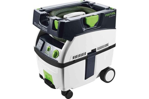 Festool 575267 CT MIDI HEPA Dust Extractor TOP 10 BEST DUST EXTRACTORS IN 2019 REVIEWS