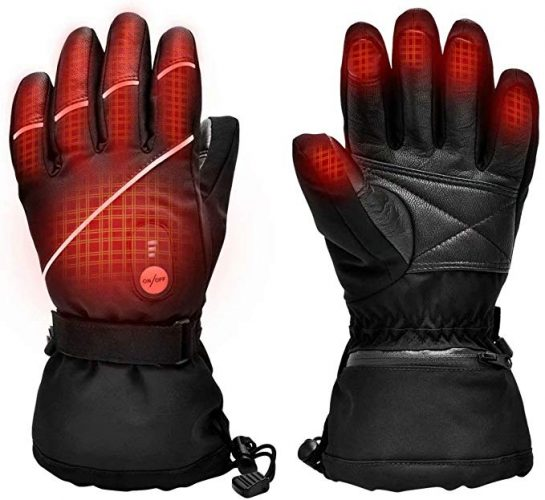 Upgraded Heated Gloves