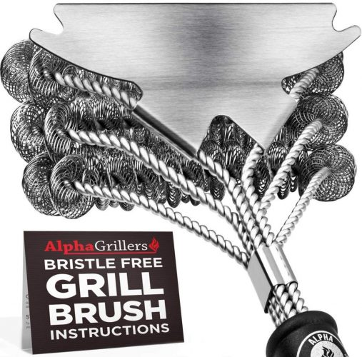 Alpha Grillers Grill