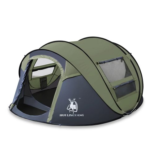 HuiLingYang Pop Up Dome Tent