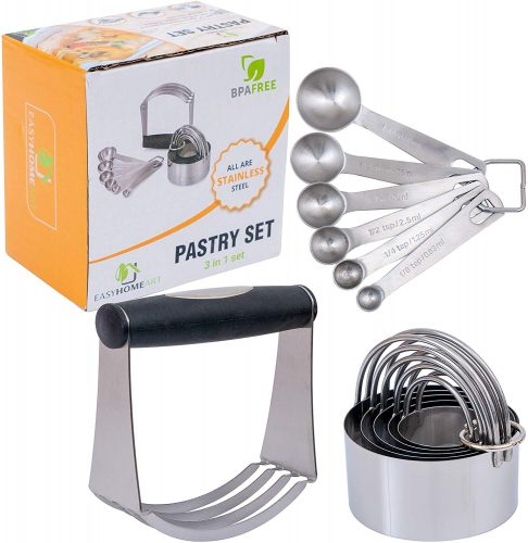 Stainless Steel Pastry