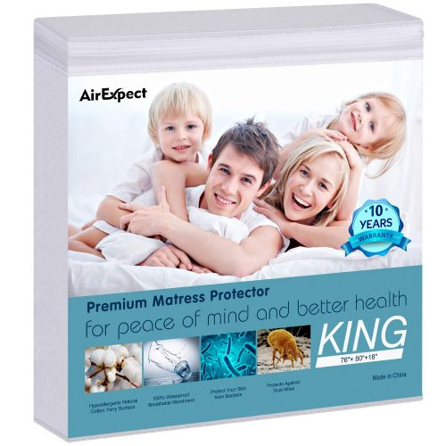 AirExpect - Waterproof Mattress Protector
