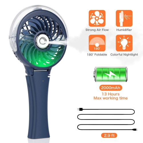COMLIFE - Handheld Misting Fan
