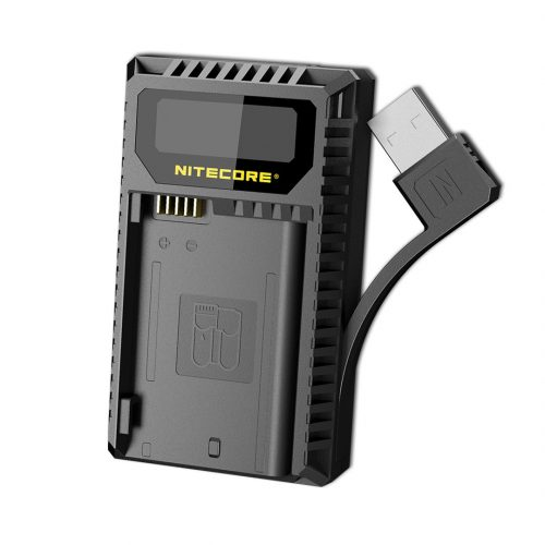 NITECORE - Dual Port Battery Charger