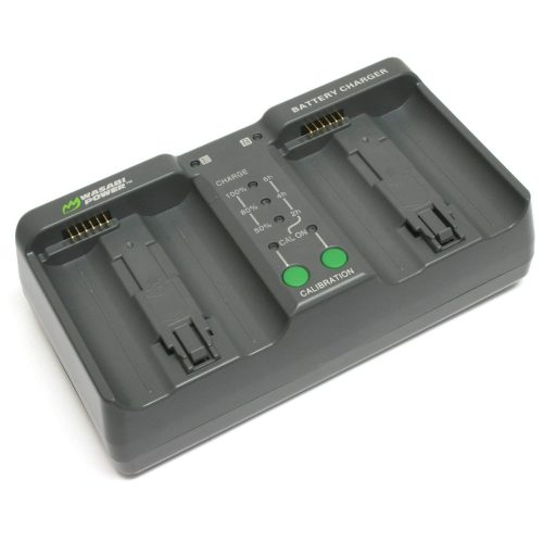 Wasabi Power - Dual Battery Charger