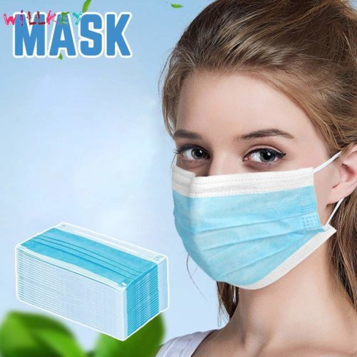 Disposable-Earloop-Mask-Protect-Yourself-Pollen