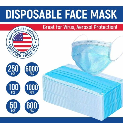 Disposable-Face-Masks-Breathable-Comfortable