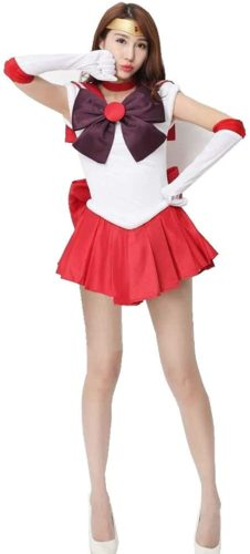 OURCOSPLAY-Womens-Sailor-Cosplay-Costume Sailor Moon costumes