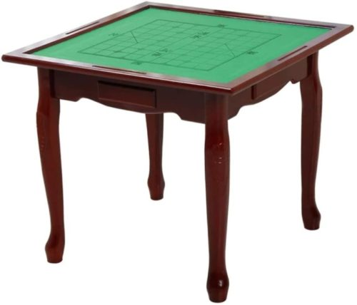 Mahjong-Table-Mah-Jong-Table-Mah-Jong-Equipment-with-4-Drawers-Cover-Dining-Table-Dual-Use-34.6x34.6x29.5-Inches-Size-888875-cm