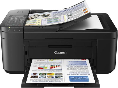 Canon-TR4520-Wireless-Printer-Printing