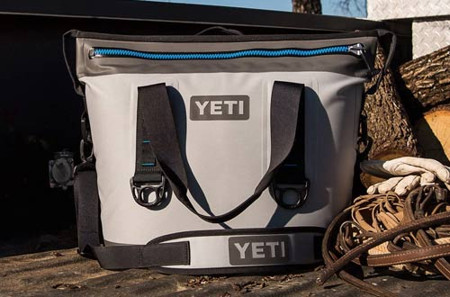 YETI Ice Chest Hopper TWO Portable Cooler