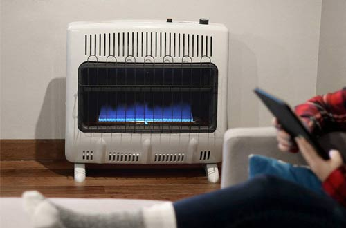 Natural Gas Wall Heaters