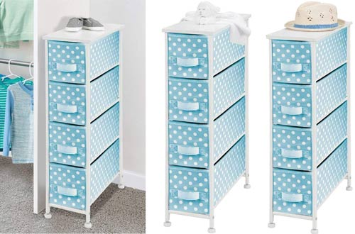 Tall Narrow Dressers with Drawers