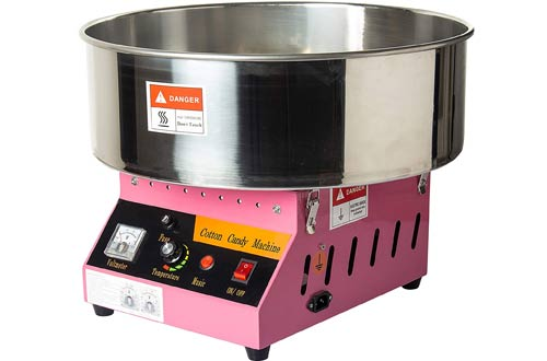 Display4top Tabletop Commercial Electric Cotton Candy Machines
